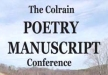 Colrain Poetry Manuscript Conference in writing